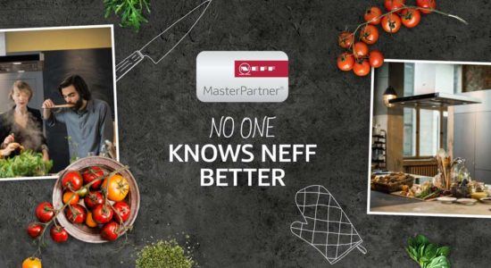 NEFF MasterPartner - no one knows NEFF ovens better