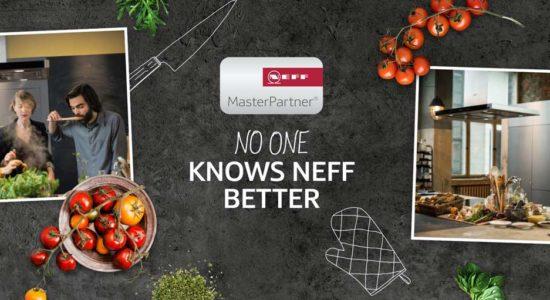 NEFF MasterPartner - no one knows NEFF ovens better
