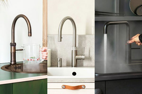 Quooker tap - designs to suit all kitchens