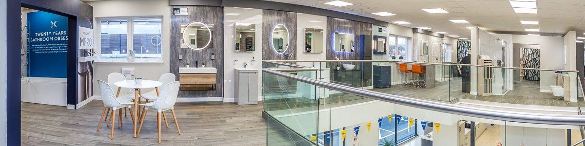 bathroom design displays in lincoln