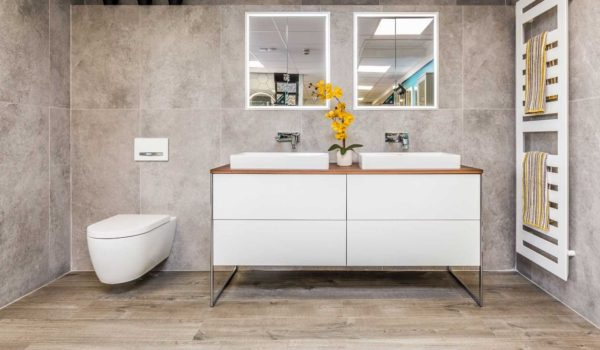 Bathroom Design Ideas - Come into a Turnbull showroom and be inspired
