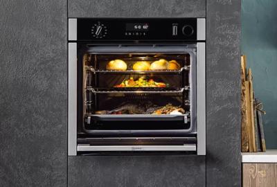 Neff oven - Circotherm technology
