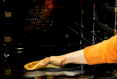 Neff oven - prrolytic self cleaning technology