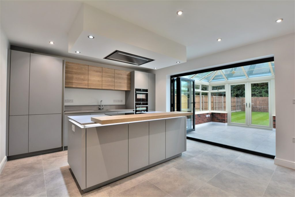 Grey Kitchen Ideas At Your Turnbull Kitchens Showroom