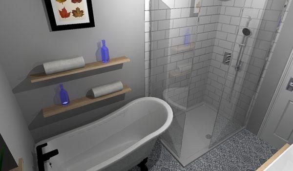3D Bathroom Design - Turnbull Bathroom Showrooms