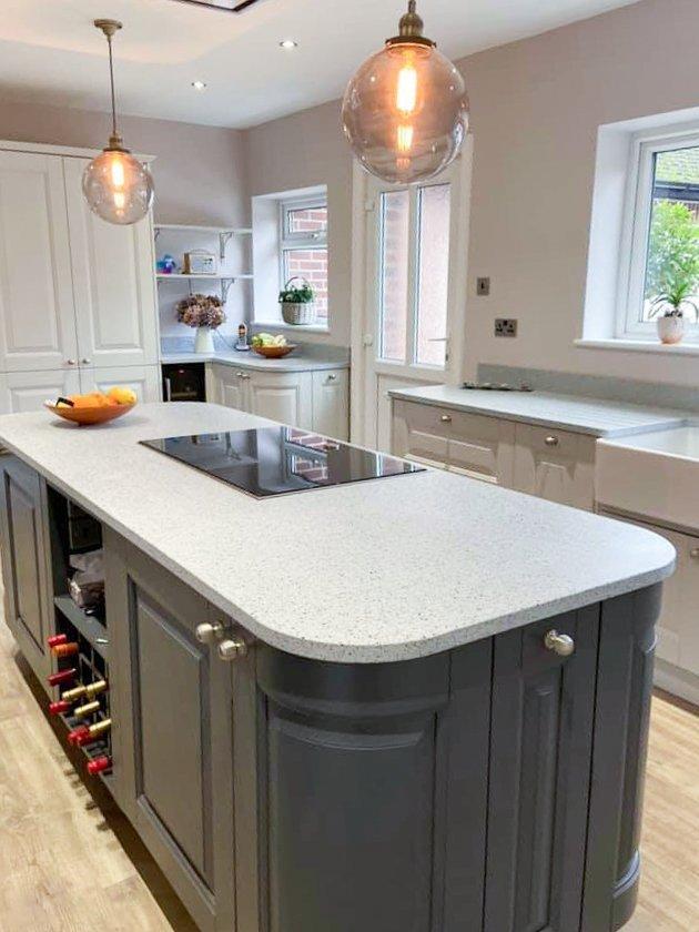 Classic shaker design - kitchen